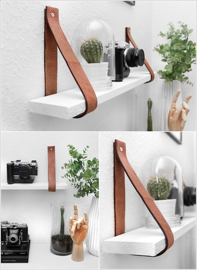 15 Cool Diy Display Shelf Ideas For Your Living Room