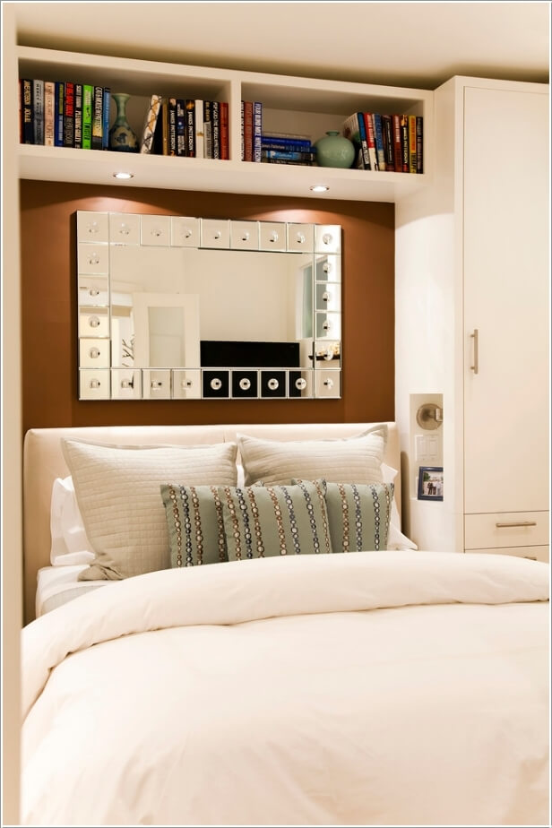 15 creative ways to decorate your bedroom alcove for Ways to design your bedroom