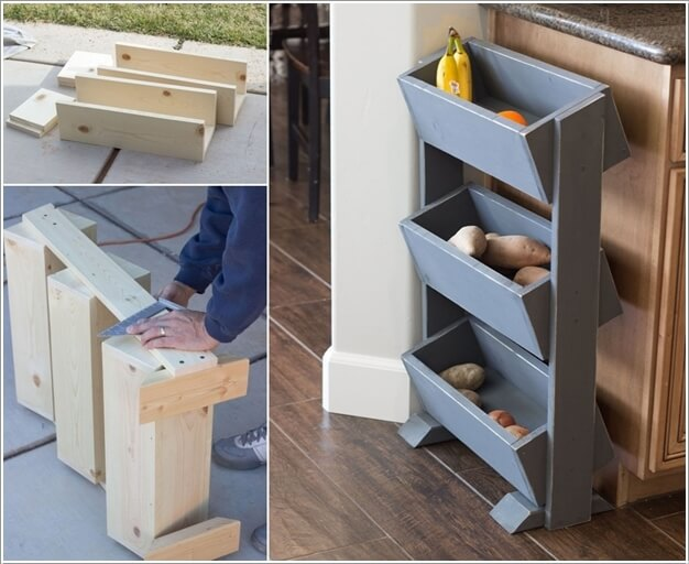 5. Or If You Have Good Carpentry Skills Build A Rack From Scratch