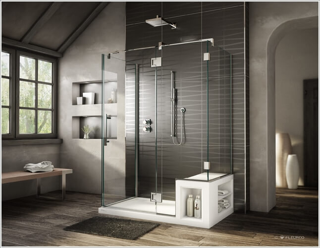 10 Amazing Shower Stalls Ideas For Your Bathroom 1