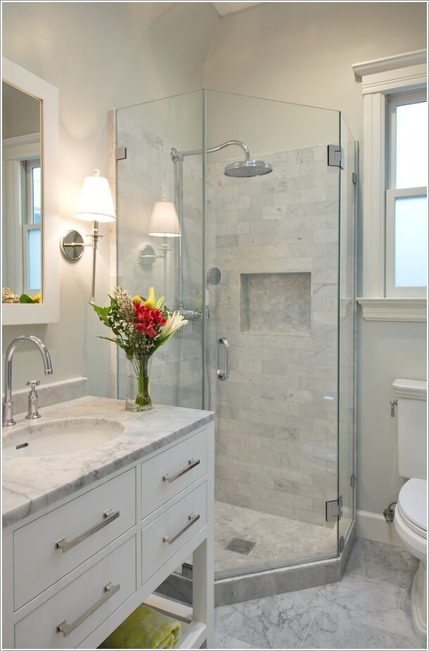 Amazing 10 Amazing Shower Stalls Ideas For Your Bathroom 5