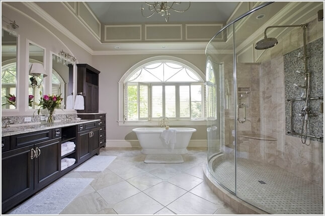 10 Amazing Shower Stalls Ideas for Your Bathroom 6