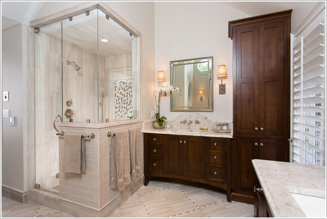 10 Amazing Shower Stalls Ideas for Your Bathroom 8