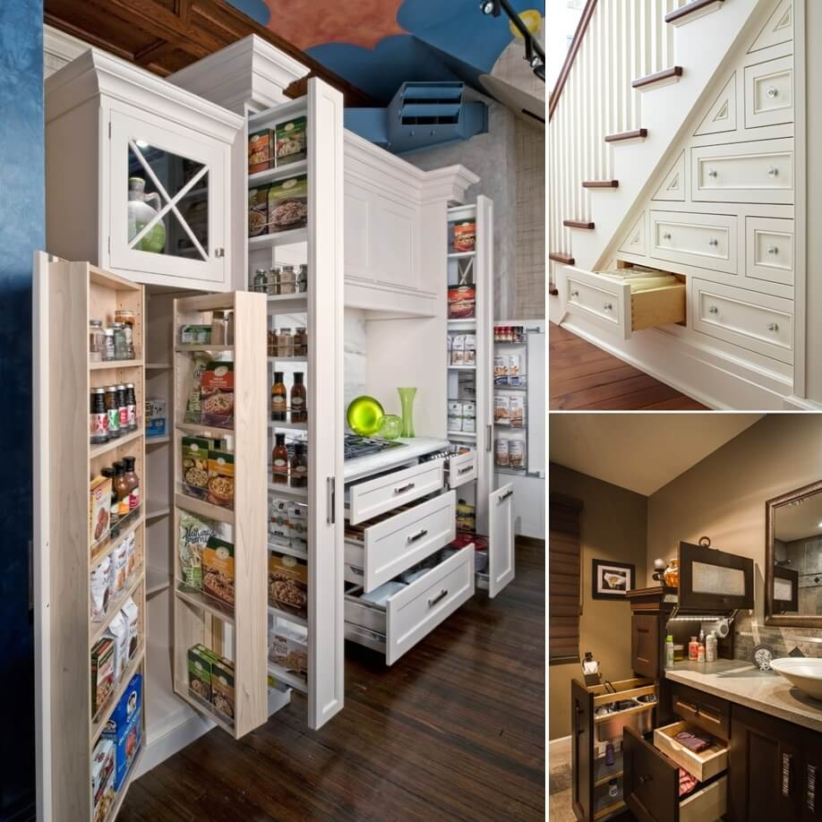 Home Organization Ideas For A Clutter Free Home