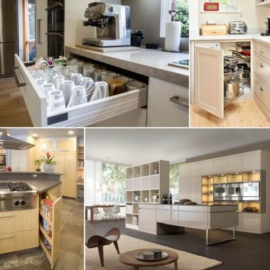 10 Steps for Keeping Your Kitchen Organized and Tidy fi