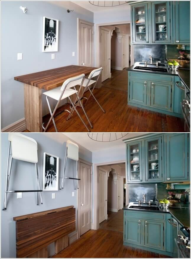 10 Stylish Ways To Add A Dining Area To Your Kitchen