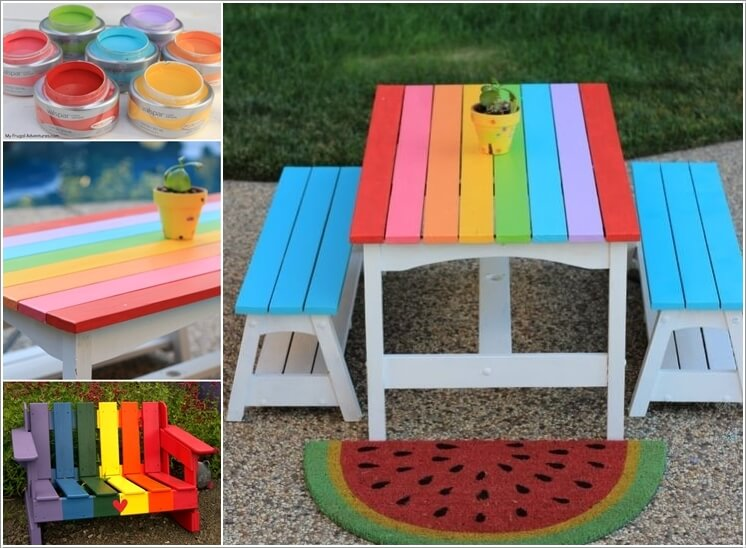 13-cheerful-rainbow-decor-ideas-for-your-homes-outdoor-13