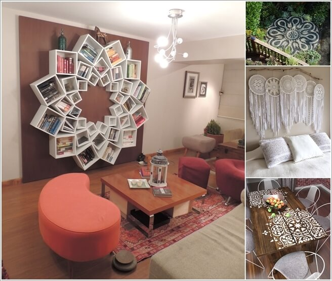 15 Amazing Mandala Home Decor Ideas You Will Admire
