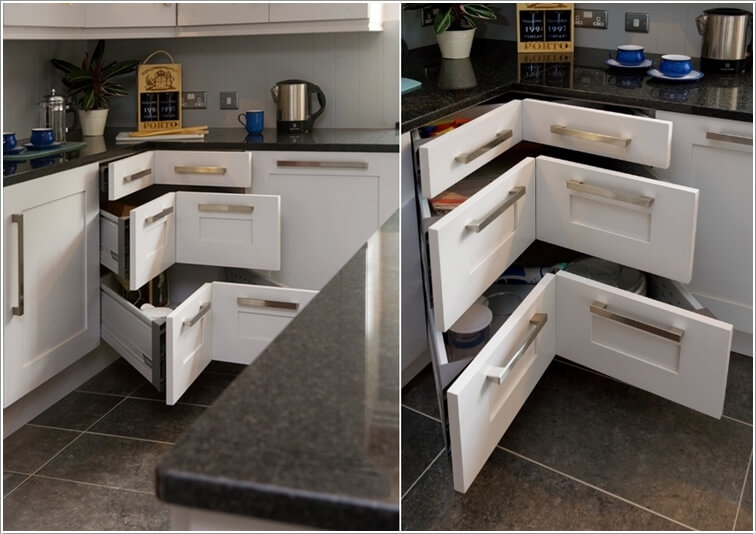 15 must have drawers for a clutter free kitchen for Kitchen design must haves 2017