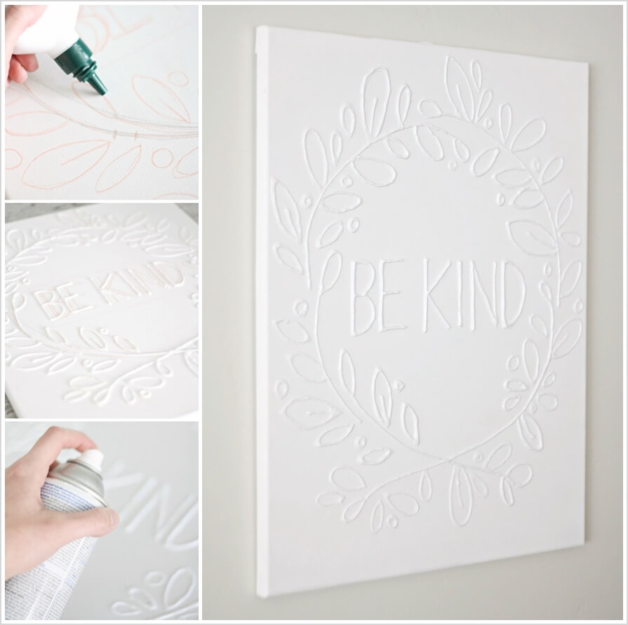 craft-this-easy-canvas-wall-art-with-glue-1