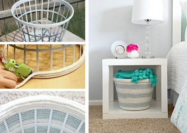 This Rope Basket is Simply Superb and So Easy fi