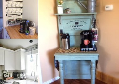 10 Cool Corner Coffee Bar Ideas You Will Admire fi