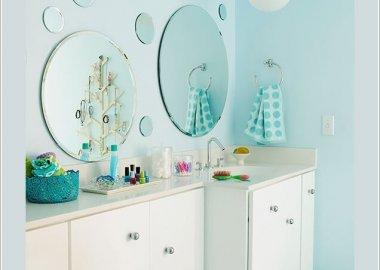 10 Cute and Creative Ideas for a Kids' Bathroom 7