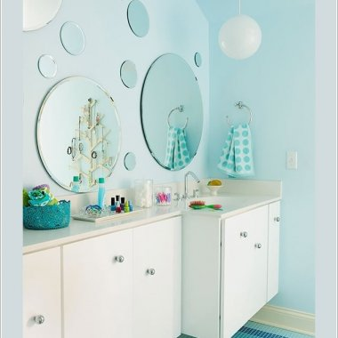 10 Cute and Creative Ideas for a Kids' Bathroom 7