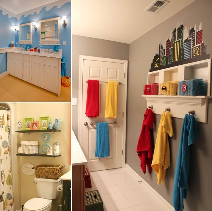 10 cute and creative ideas for a kids bathroom cute bathroom ideas for pleasant bath experiences homesfeed