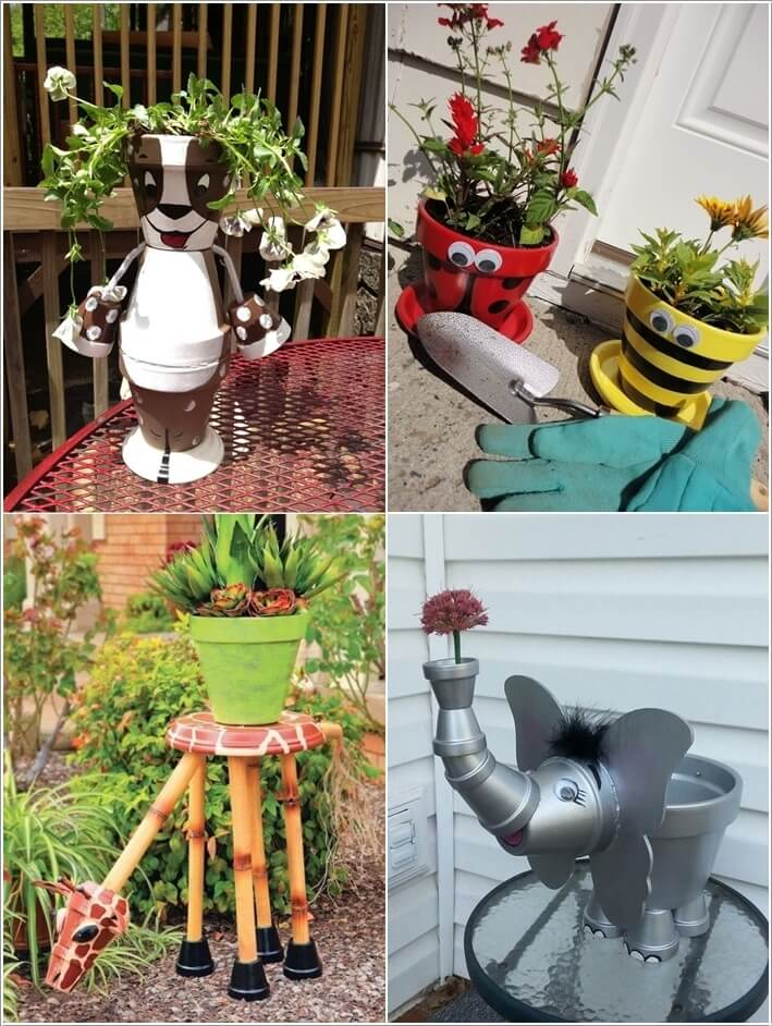 10 cute garden accent ideas you will admire