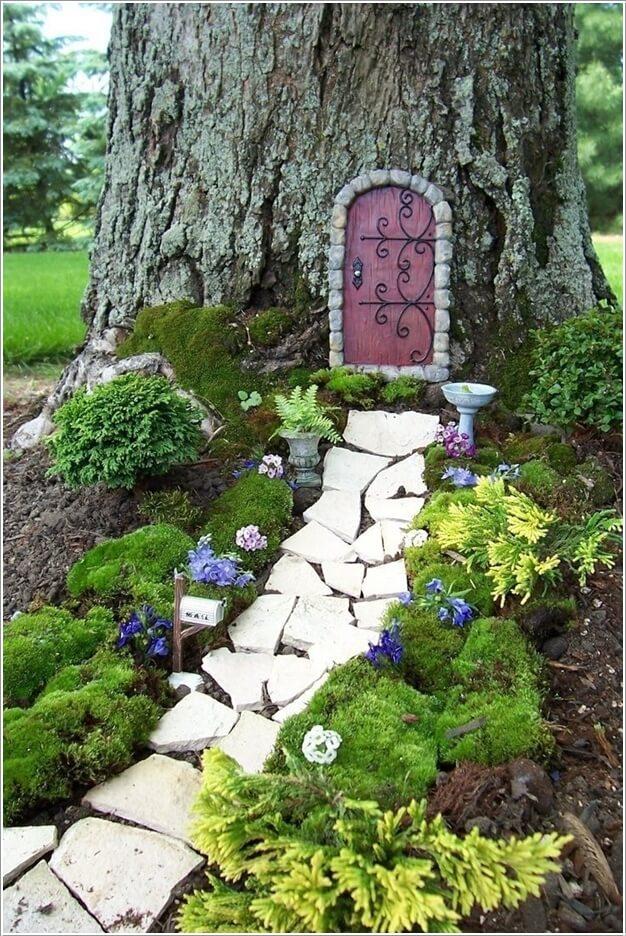 10 Cute Garden Accent Ideas You Will Admire on Cute Small Backyard Ideas id=75353