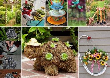 10 Cute Garden Accent Ideas You Will Admire fi