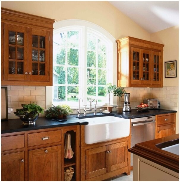 Natural Oak Cabinets Best Of 20 Amazing White Oak Cabinets: 10 Unique Kitchen Window Styles That Are Simply Superb