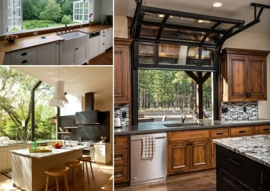 10 Unique Kitchen Window Styles That Are Simply Superb fi