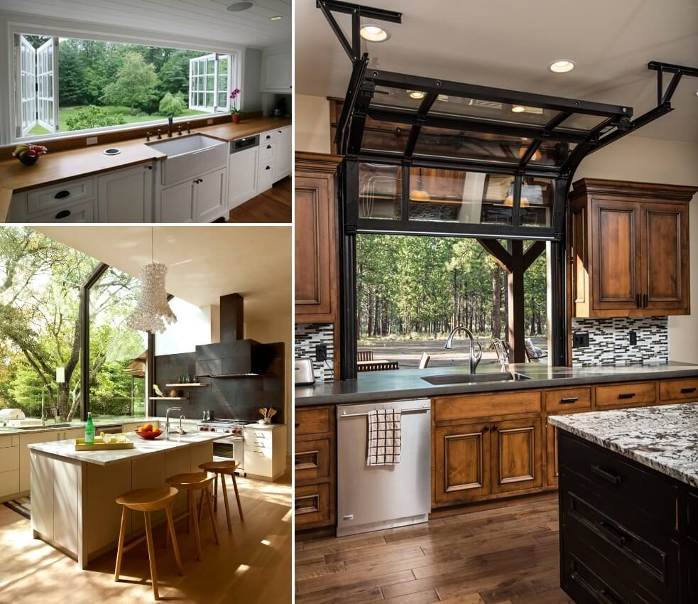 Kitchen Window From Outside: 10 Unique Kitchen Window Styles That Are Simply Superb