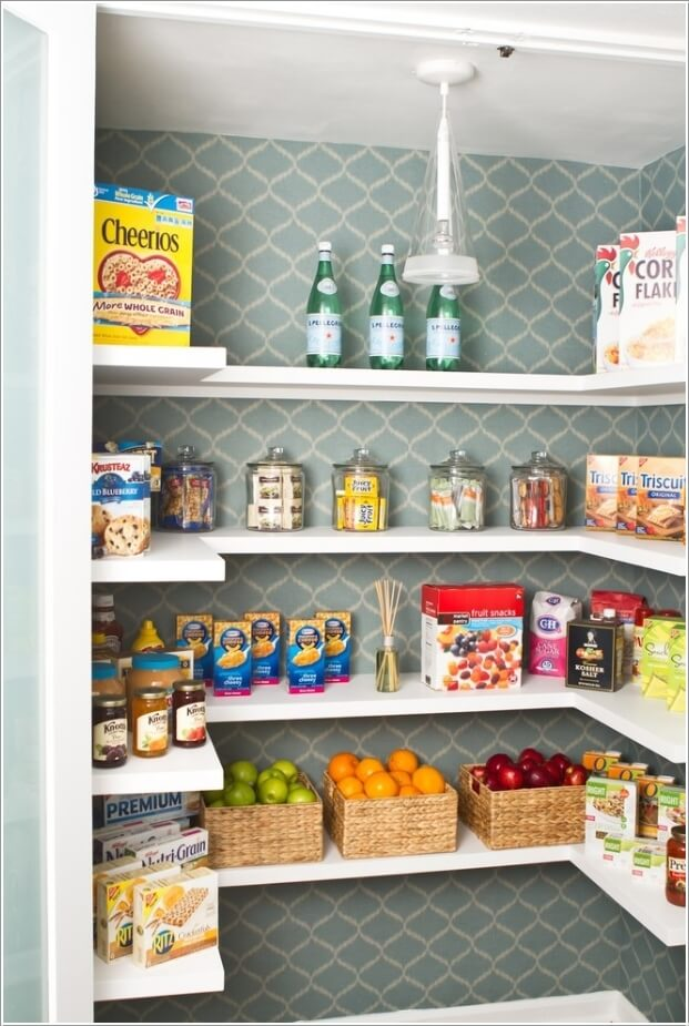 Home Makeover Ideas 15 wonderful pantry makeover ideas for your home