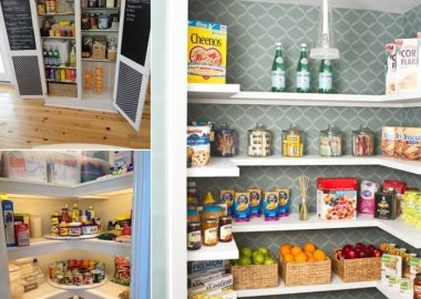 15 Wonderful Pantry Makeover Ideas for Your Home fi