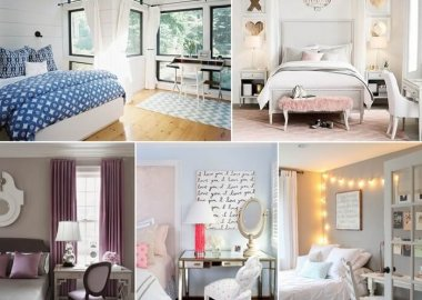 27 Chic Bedroom and Office Combos You Will Admire fi