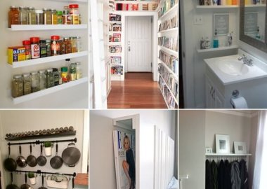 29 Clever Ways to Use IKEA Ledge in Your Home fi