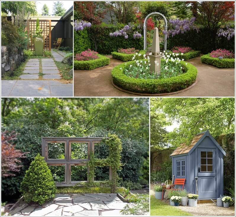 Interesting Ways To Create A Garden Focal Point