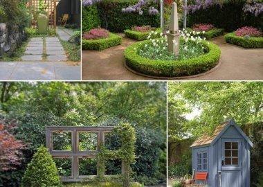Interesting Ways to Create a Garden Focal Point fi