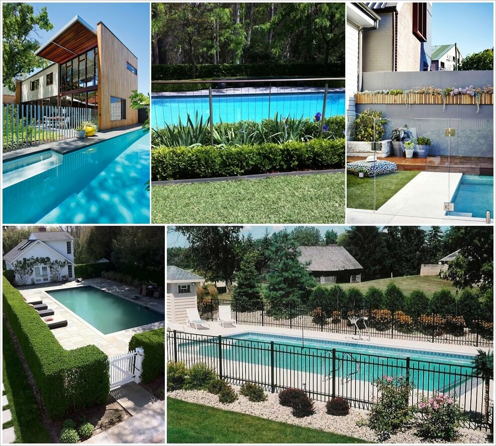 These Pool Fence Designs are Simply Amazing