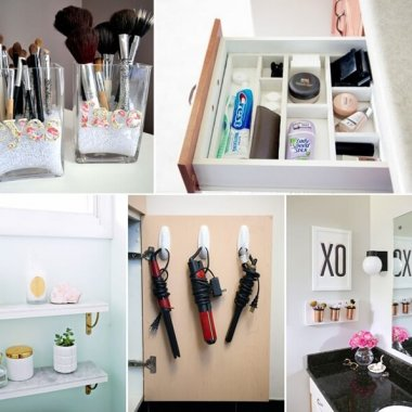 12 Terrific Bathroom Updates to Try This Spring fi