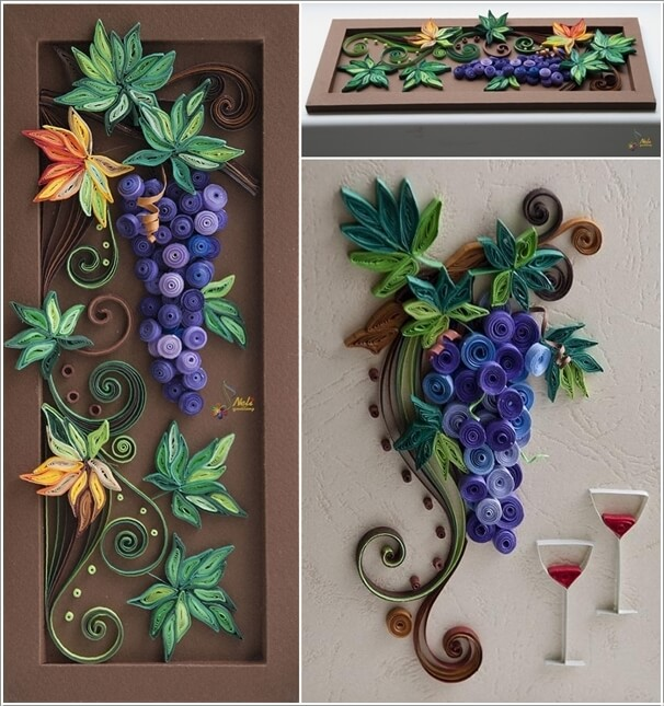 13 Super Cool Grape Crafts To Make This Spring