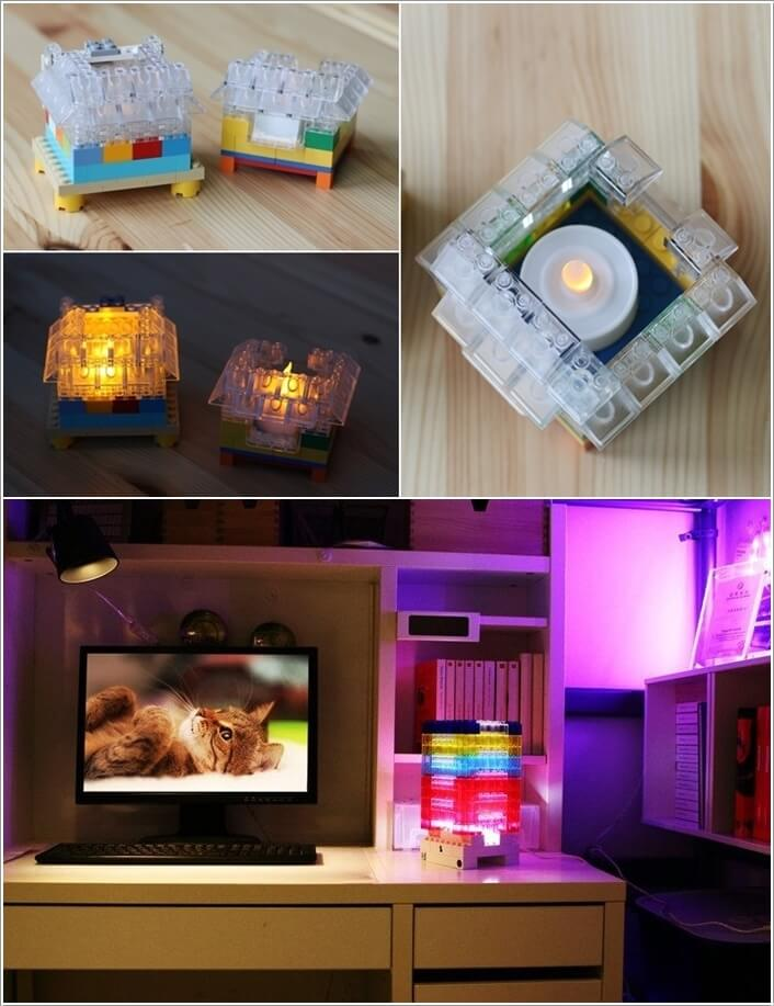 15 Cool And Creative Diy Night Light Projects