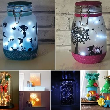 15 Cool and Creative DIY Night Light Projects fi