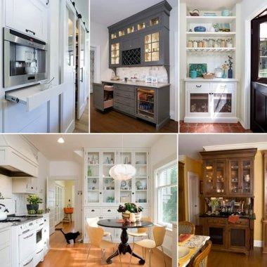 9 Ways to Utilize Any Blank Wall Space in Your Kitchen fi
