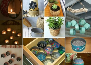 Clever Ways to Upcycle Empty Tuna Cans fi