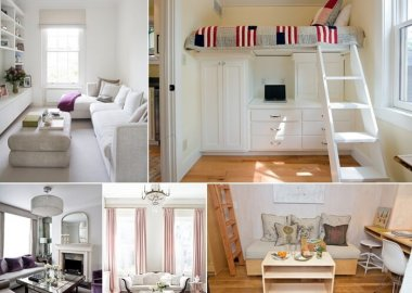 Ideas to Make a Small Room Look Bigger fi