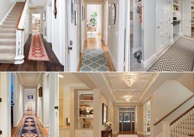 Wonderful Hallway Runner Ideas for Your Home fi