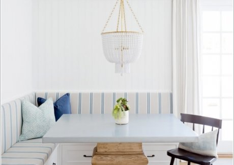 10 Amazing Table Designs for Your Breakfast Nook 5