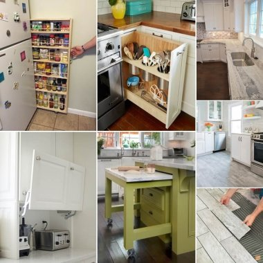 15 Awesome Kitchen Updates You will Admire fi
