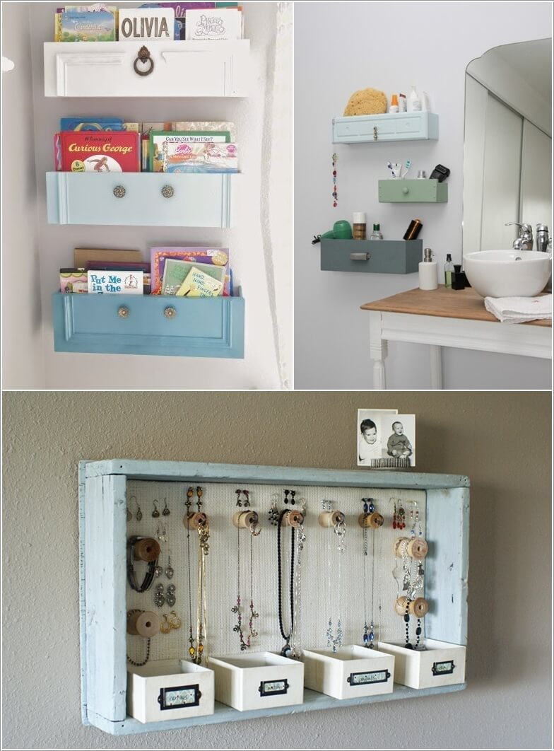 How to Use Your Walls for Storage advise
