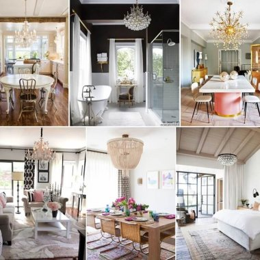 30 Charming Chandeliers You Will Fall in Love With fi