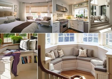 Hack The Alcove Space Created by a Bay Window fi