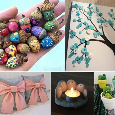 Welcome Summer With These Easy and Cute Crafts fi