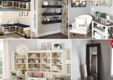 10 Clever and Creative Living Room Corner Decor Ideas fi