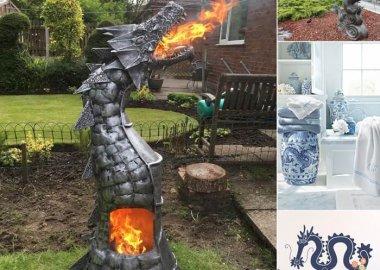 10 Inspiring Chinese Dragon Home Decor Ideas fi