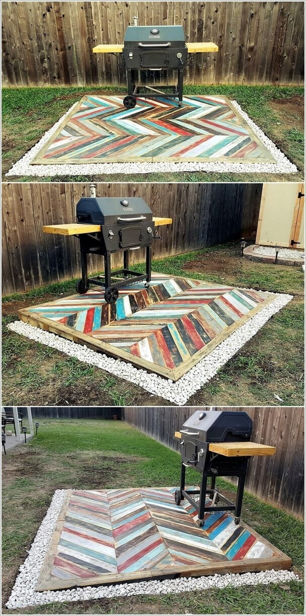 10 Painted Pallet Projects To Try This Summer