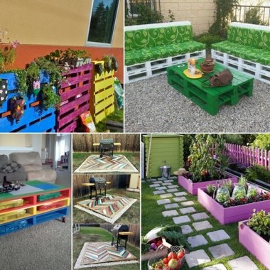 10 Painted Pallet Projects to Try This Summer fi